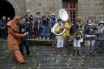 Les fanfares au Chateau du Taureau